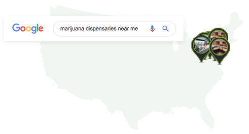 local seo - localized search engine optimization for marijuana dispensaries