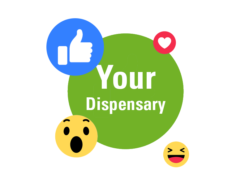 dispensary facebook ads